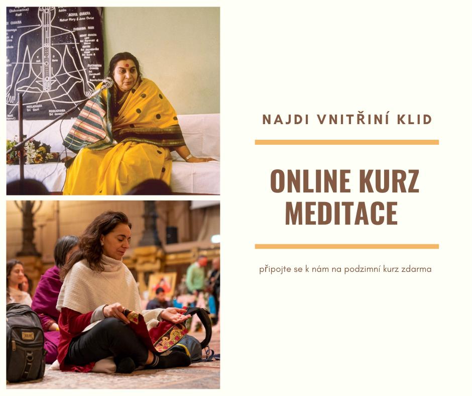 Sahadža meditace podzimní kurz