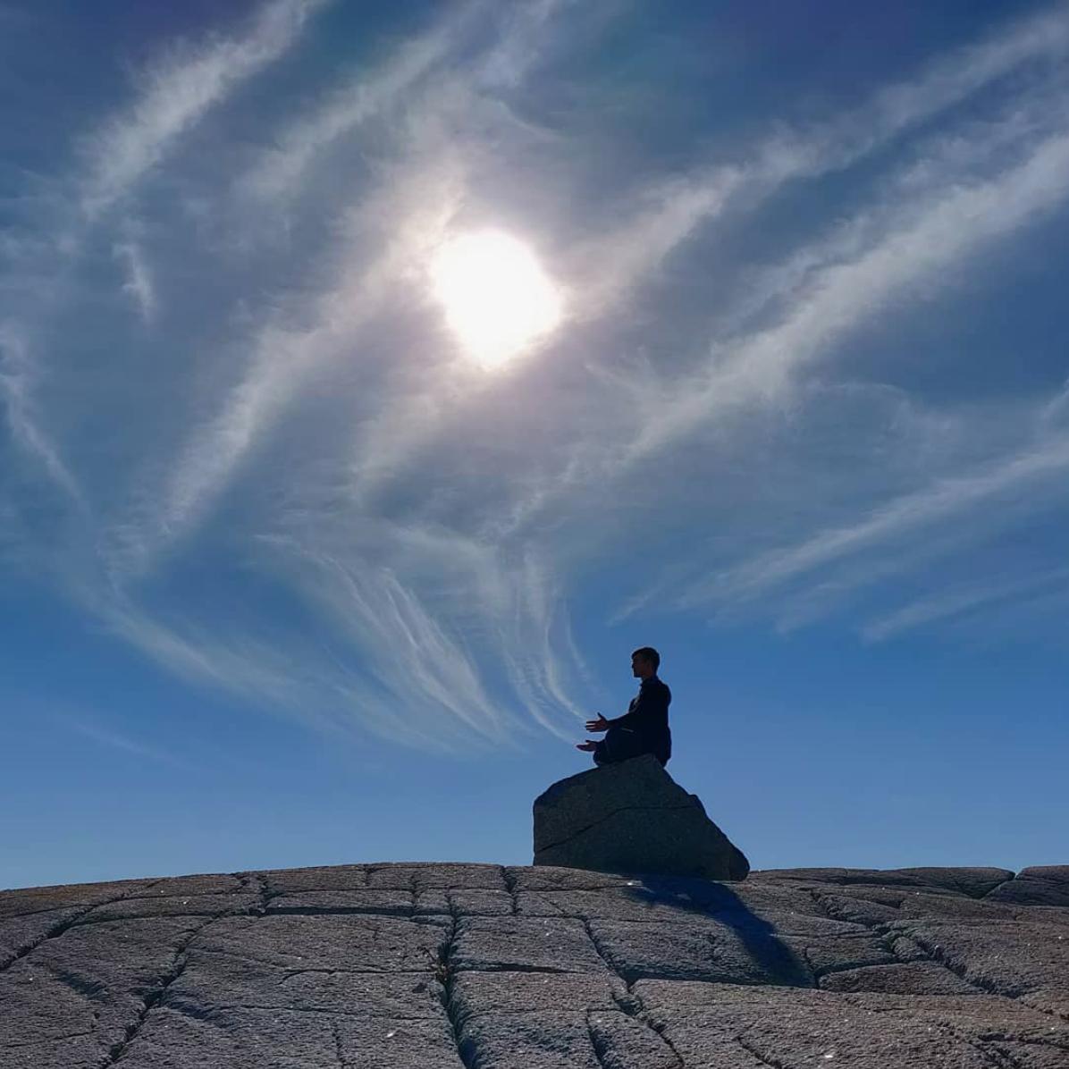 I Meditate to Regenerate