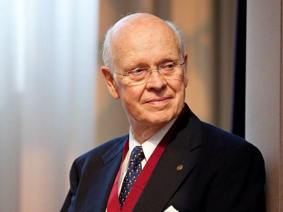 Claes Nobel rende omaggio a Shri Mataji