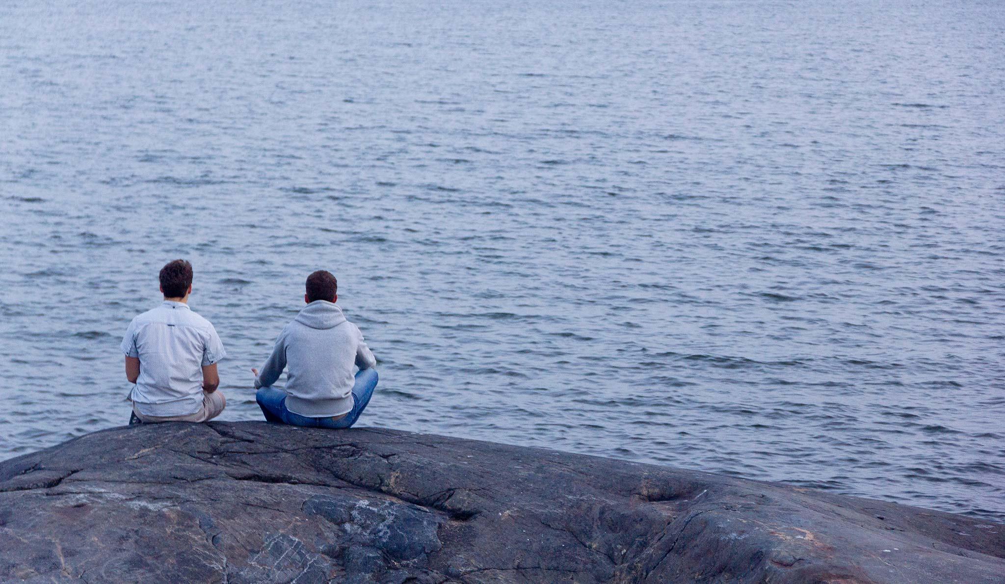 Vnímejte klid uvnitř sebe | 5 min